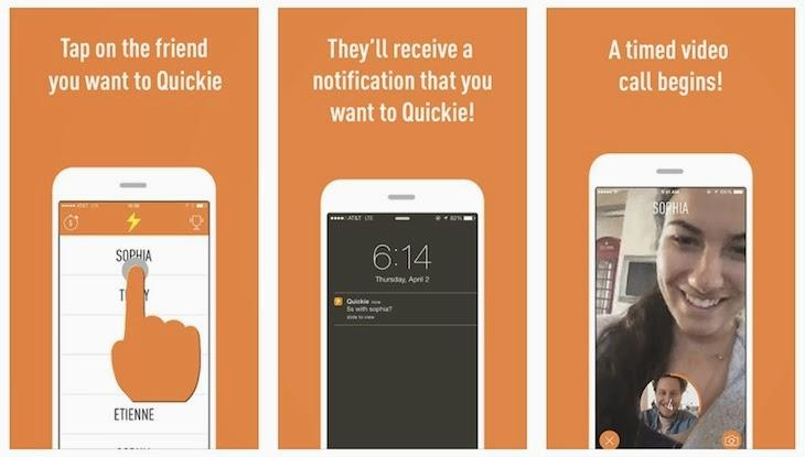 Quickie para iOS