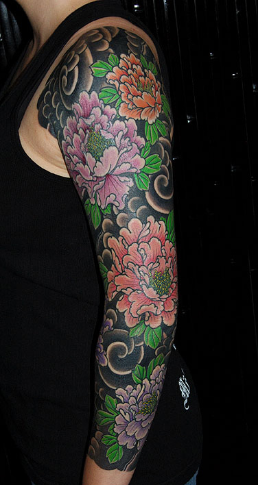 Tattoo meaning cloud tattoos designs and meaning for Chinese clouds tattoos