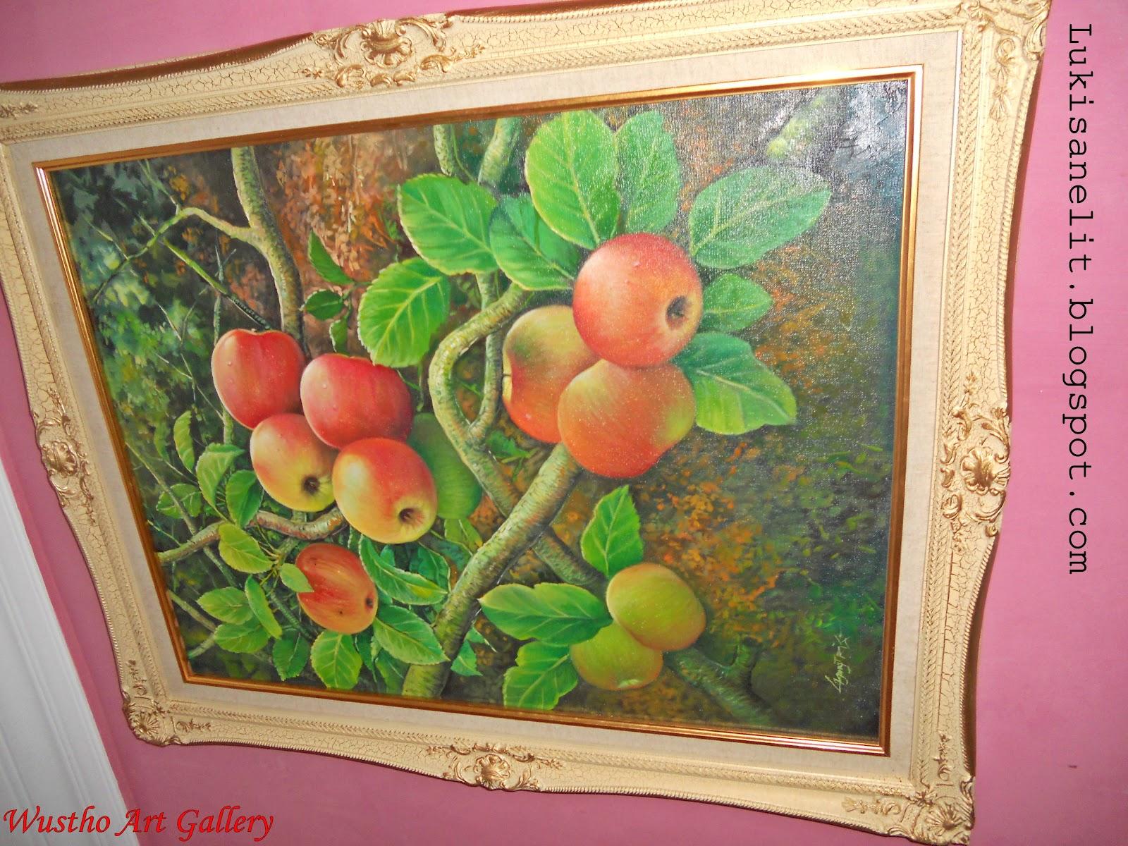 ... Buah http://lukisanelit.blogspot.com/2012/02/lukisan-buah-apel.html