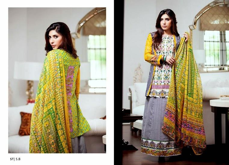 Midsummer Lawn Dresses by Shariq