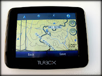 GPS running Garmin Mobile XT