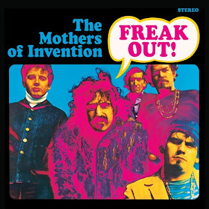 The Mothers of Invention / Frank Zappa   Freak Out! -1966-
