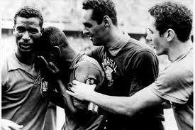 Suécia 2x5 Brasil - 1958