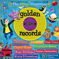 The New Golden Records
