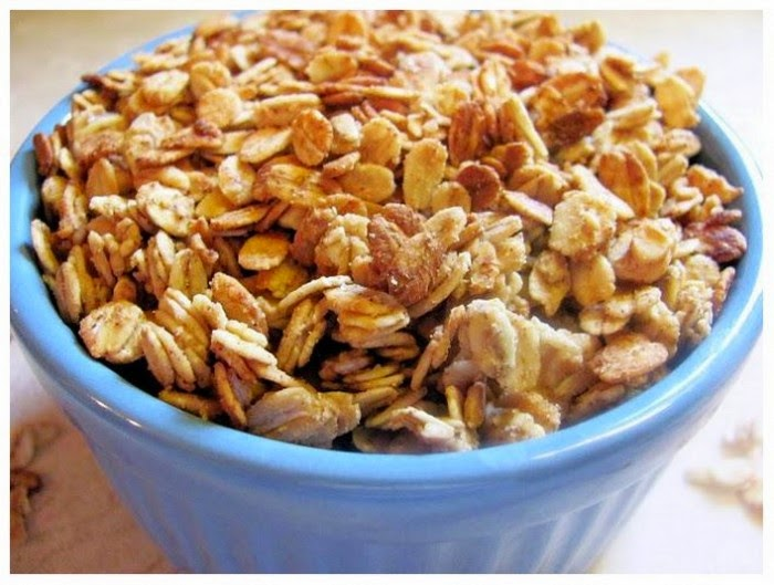 Master Peanut Granola