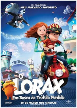 Download O Lorax: Em Busca da Trúfula Perdida   TS RMVB Dublado