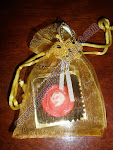 Doorgift in organza bag