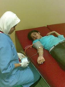 Donor Darah Sukarela