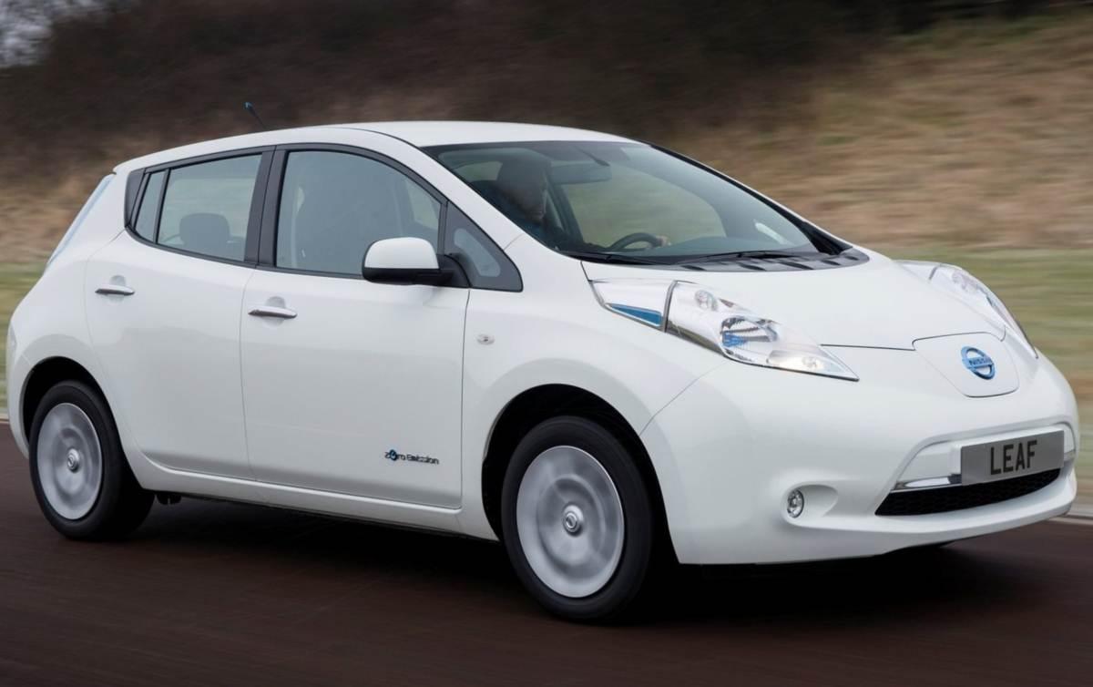 Nissan Leaf será vendido no Brasil em 2014 | CAR.BLOG.BR