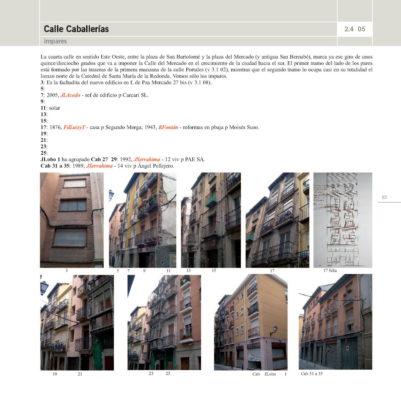 Guia De Arquitectura De Logro O Paginas 2 4 05 Calle