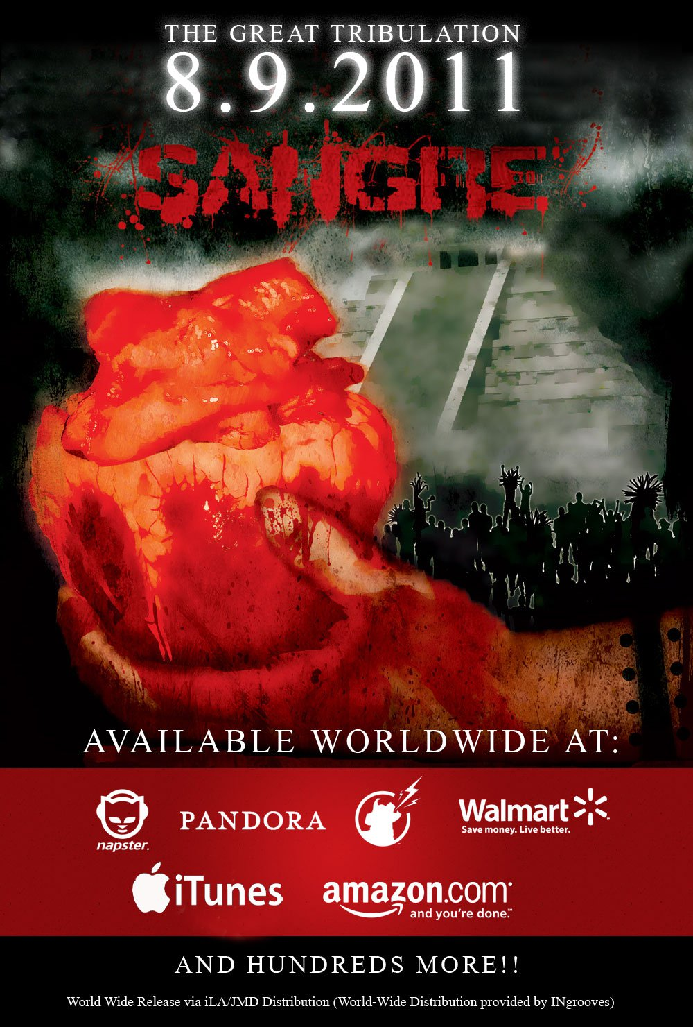 Jagermeister Presents SANGRE!