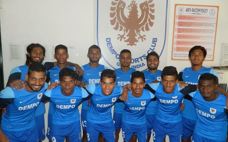 Dempo SC renew Youth players contracts