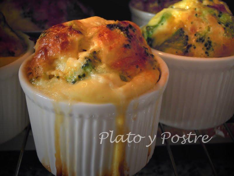 Plato y postre quiche de br coli light recetas de cocina for Quiche de verduras facil