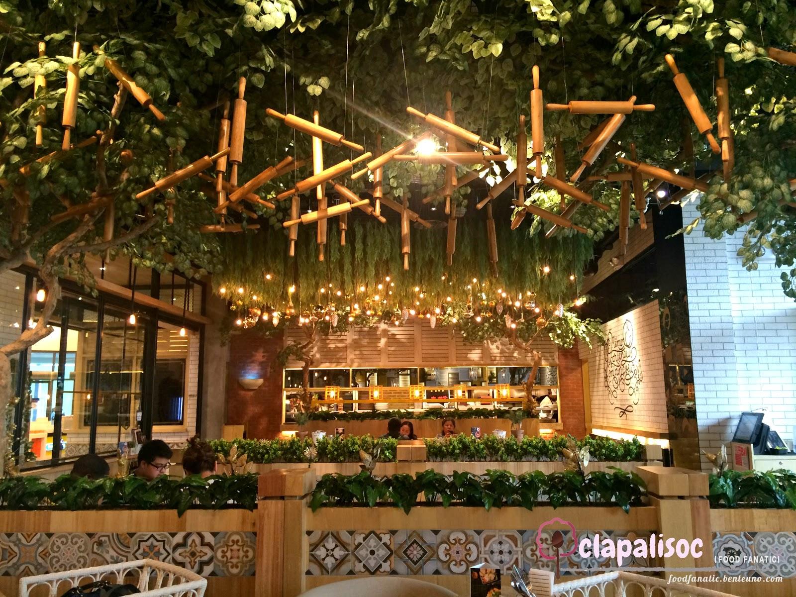 Garden Cafe Menu Century City