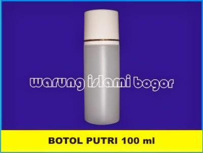 Jual Botol Puteri 100ml