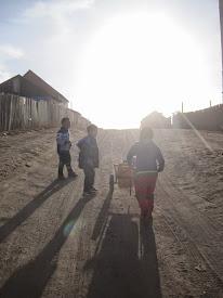 I love Mongolia