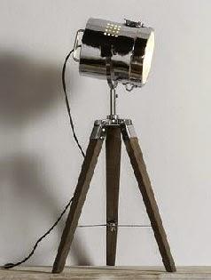 La web de la decoracion y el mueble en la red l mparas de - Lampara foco cine ...