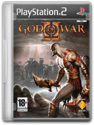 Download God of War 2   NTSC