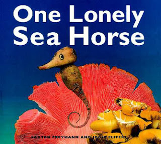 one lonely seahorse freyman