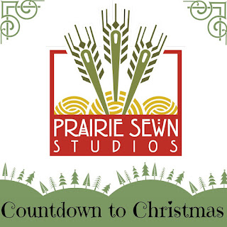Countdown to Christmas Prairie Sewn Studios