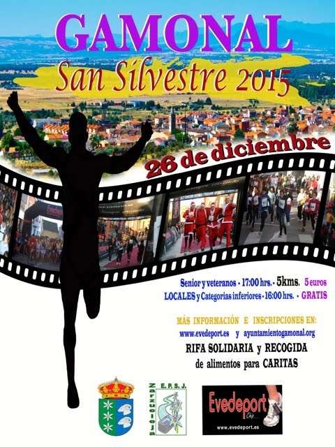 San Silvestre de Gamonal 2015