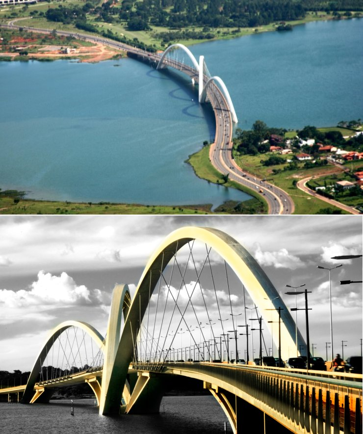Young Tigers: Top 10 Most Amazing Bridges in The World
