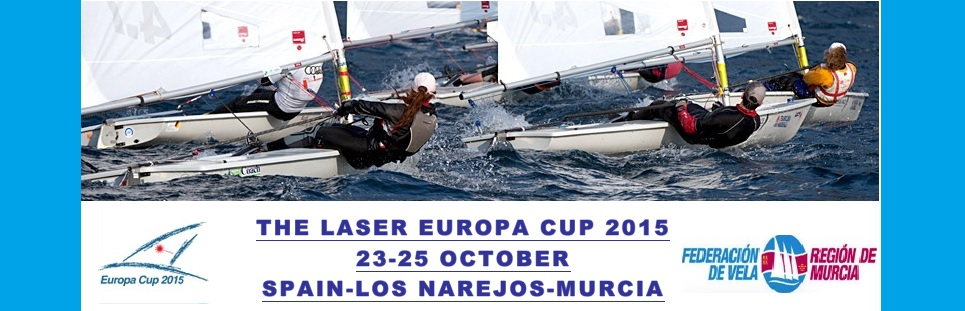 EUROPA CUP LASER MURCIA 2015