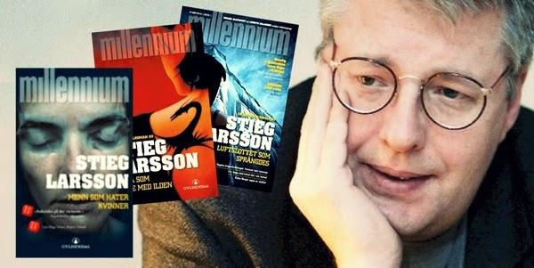 Stieg Larsson e a trilogia Millennium