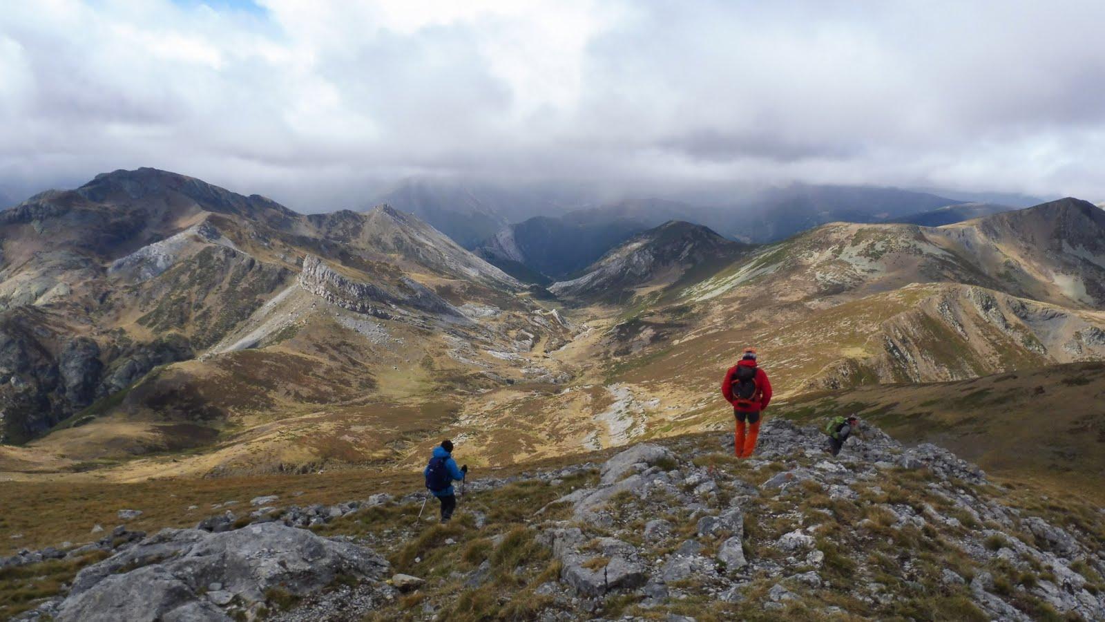 16 y 17 Junio: Pico CORISCAO desde Pido y Pico MURCIA