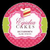EGIDIA CAKES