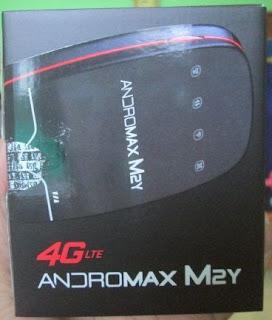 Mifi Andromax 4G M2Y Smartfren