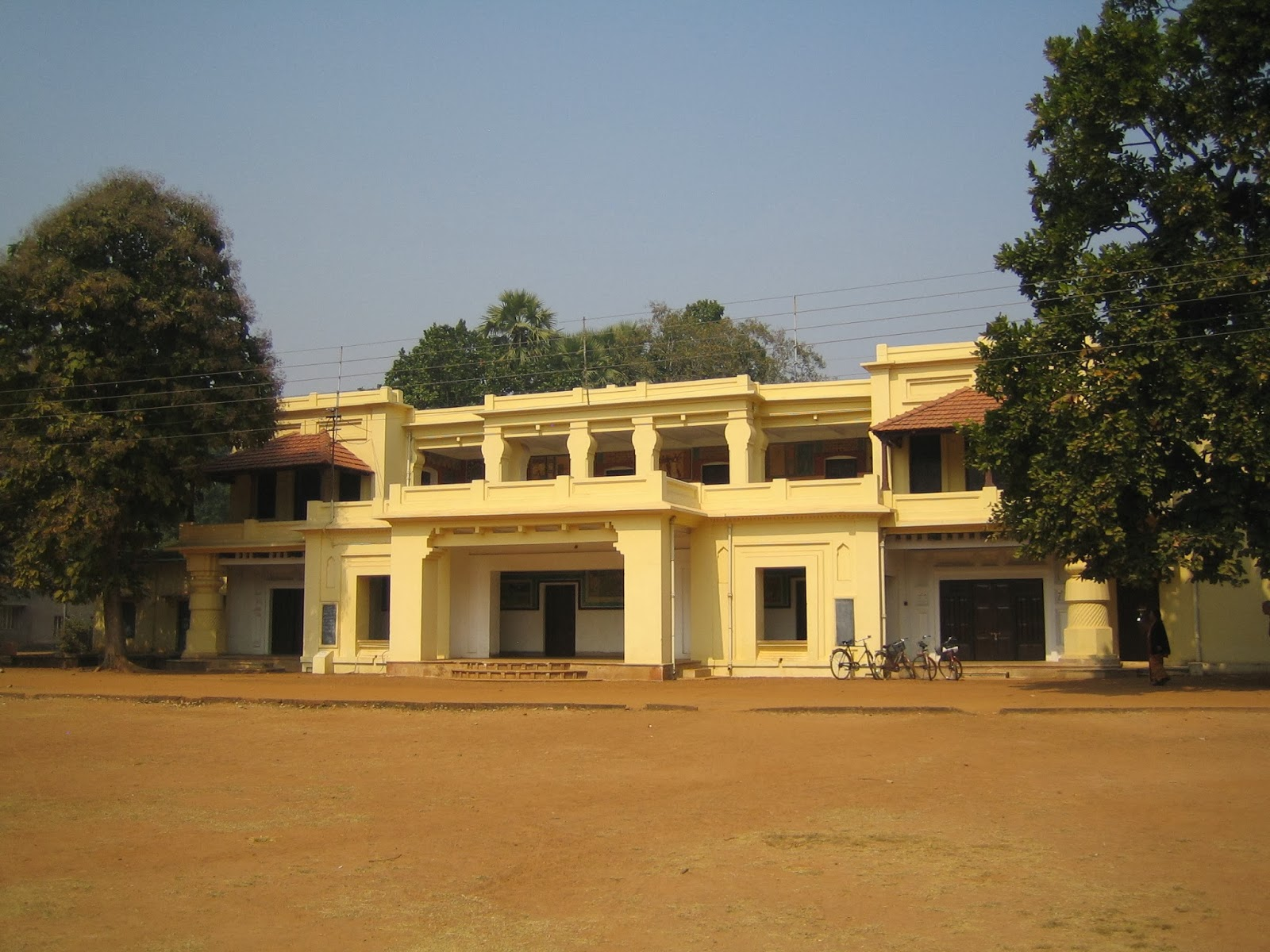 Durgapur India  city photos : SHANTINIKETAN ASHRAM DURGAPUR INDIA :