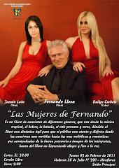 LAS MUJERES DE FERNANDO