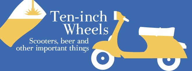Ten-inch Wheels