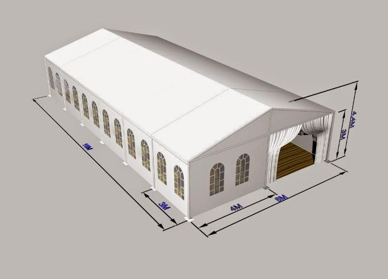 Rental Ramadan Tent