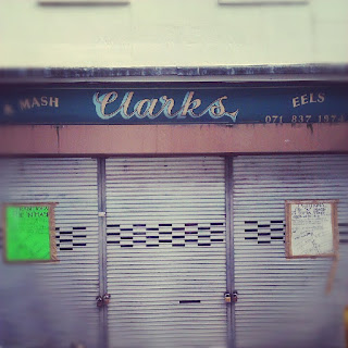 Clarks Is No More/http://unpolishedspoon.blogspot.com/