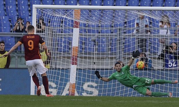 Hasil laga AS Roma 2-0 Lazio
