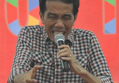 Ketika Jokowi Marah Besar