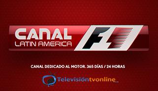 Canal F1 LatinoAmerica en vivo online gratis
