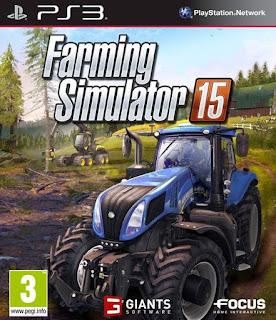 Download - Farming Simulator 15 - PS3 - [Torrent]