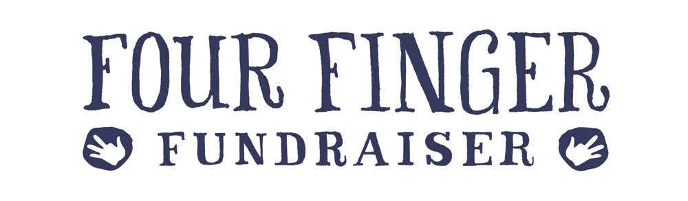 Four Finger Fundraiser