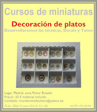 TALLER DE DECORACION DE PLATOS