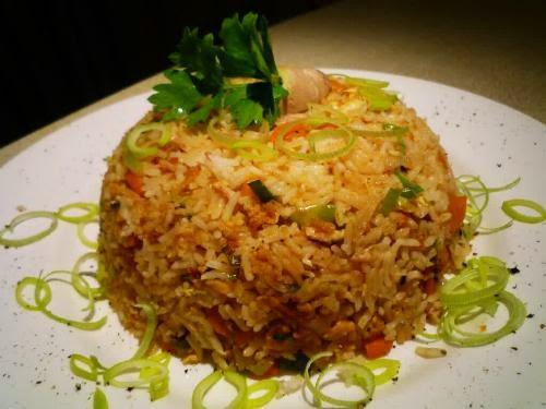 Cara Membuat Nasi Goreng Terasi