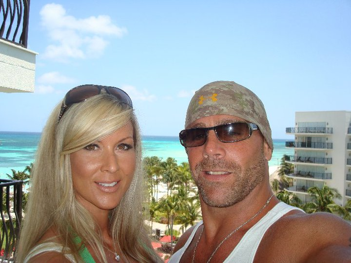 Shawn Michaels And Rebecca On Vacation S