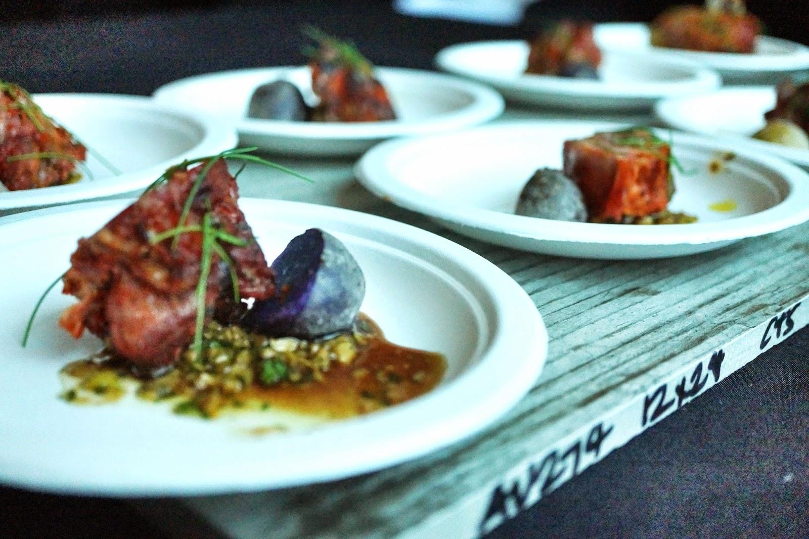 Austin Lamb Jam 2015 | Sushi in the ATX