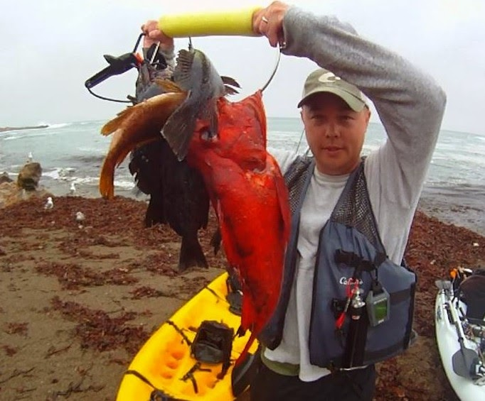 So you want to be a kayak fisherman?