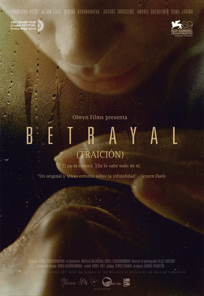 Betrayal (Traición)