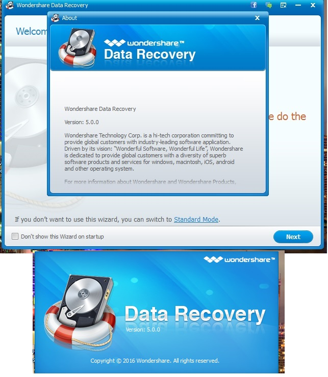 Wondershare Data Recovery 6.6.1 Final + Crack + keys (FULL) WIN-MAC: Do Your Data Recovery Full ...