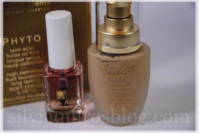 Probando cosmética natural de Ayurin Silvia Quiros SQ Beauty