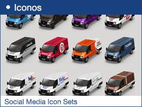 10 Fresh Free Social Media Icon Set for September 2012